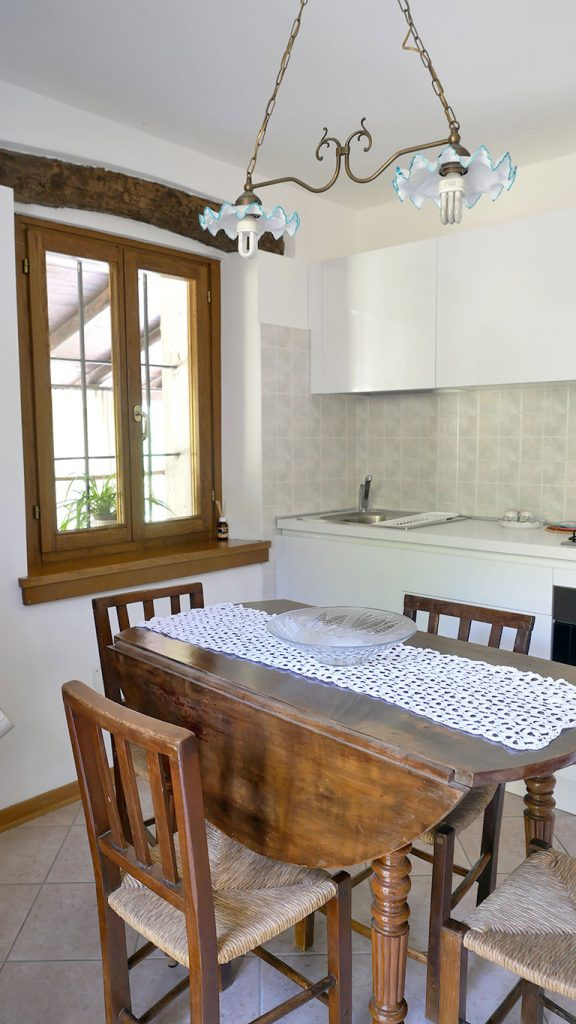 Another view of the kitchen of Holiday House Villa Salvador